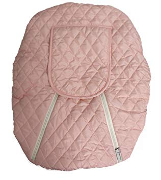 Mint Marshmallow Seat Cover Pearl Pink