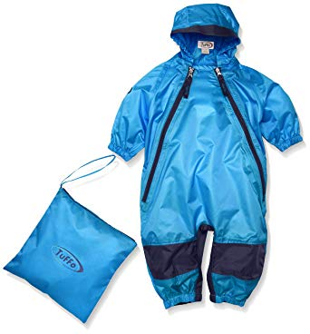 Muddy Buddy Raincoat Blue