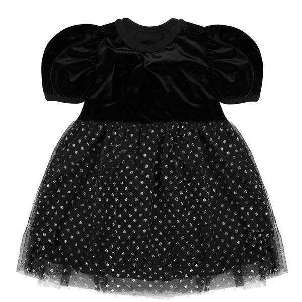 All Star Dress Black