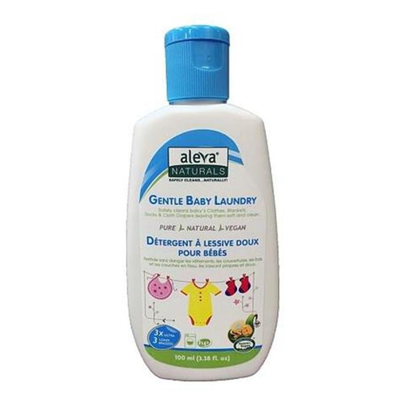 Aleva Gentle Baby Laundry Fragrance Free 100ml
