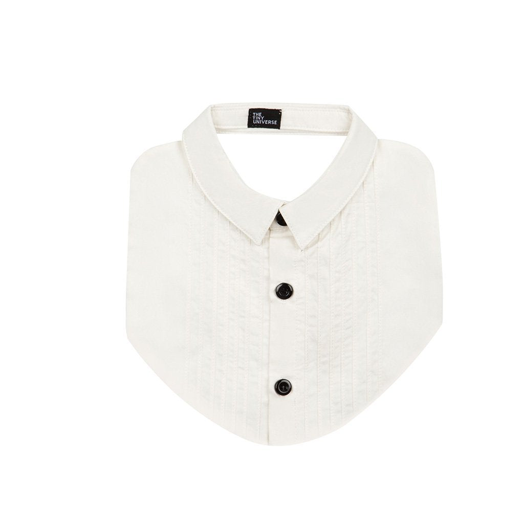 The Tiny Universe Bib Shirt White 342