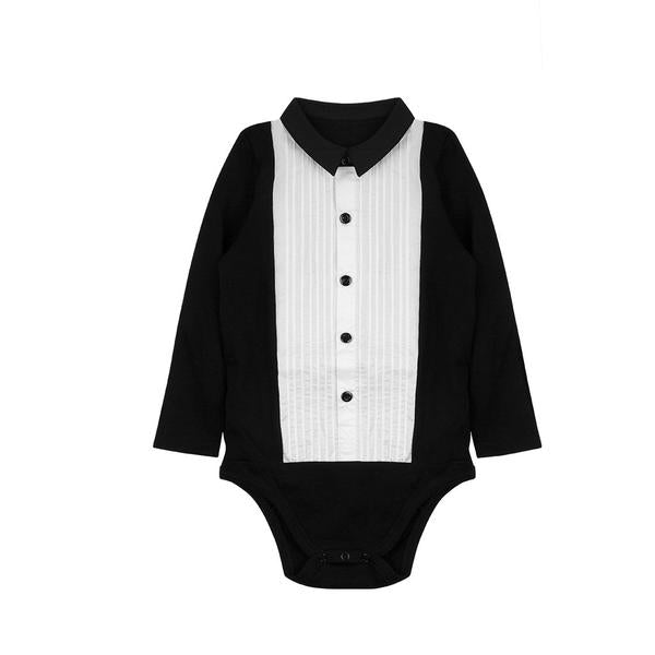 The Tiny Universe The Tiny Body Tuxedo Black/White