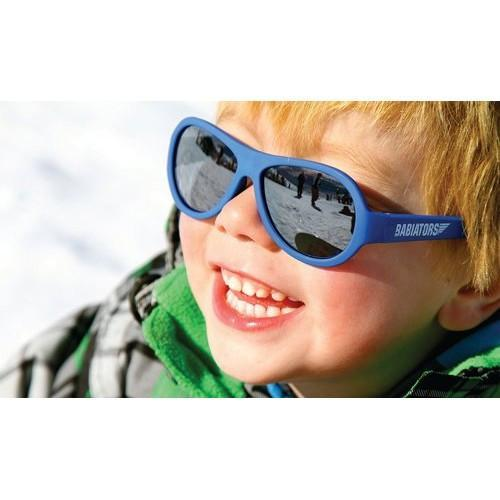 Babiators Sunglasses Blue Angels 3-7yrs bab006