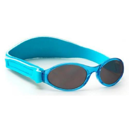 Baby Banz Adventure Infant Sunglasses - Caribbean Blue - CanaBee Baby
