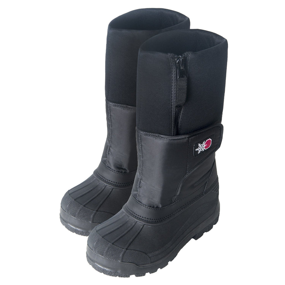 SnowStopper Snow Boots Black Toddler