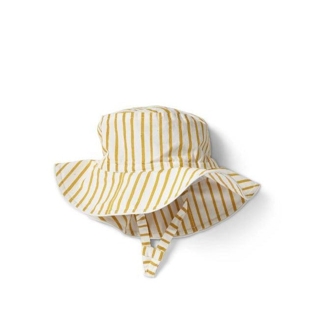 Pehr Stripes Away Bucket Hat - Marie Gold