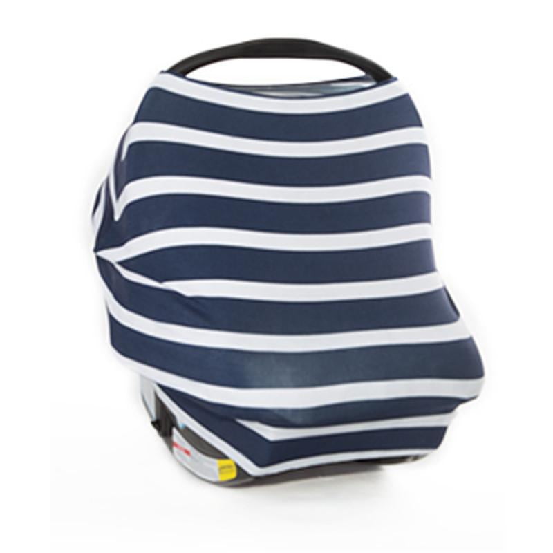 Carseat Canopy Stretch Covers - Lucas - CanaBee Baby