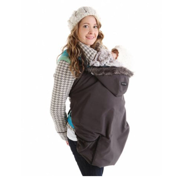 Chimparoo Babygloo+ Protective Winter Cover - Grey