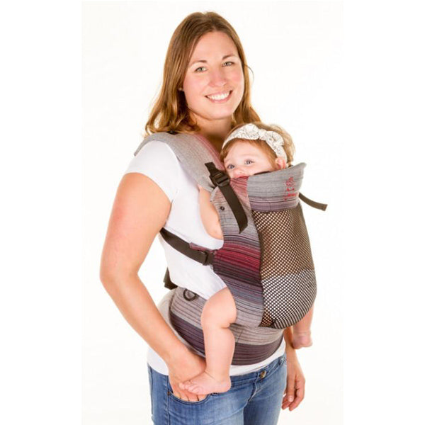 Chimparoo Trek Air-O Baby Carrier - Woven Graffiti
