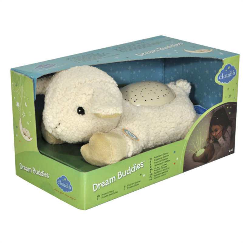 Cloud B dream buddies sheep - CanaBee Baby