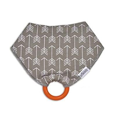 Dr Brown's Bandana Bib w/Teether Arrows