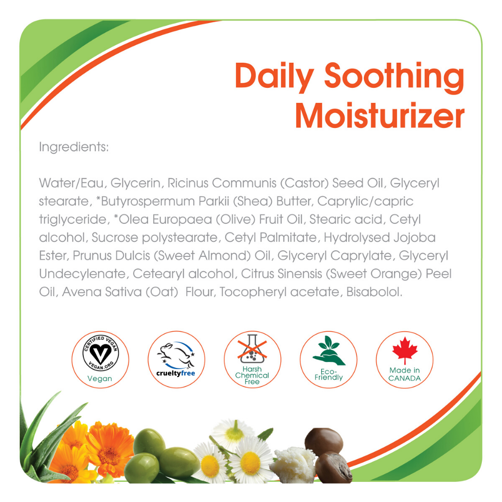 Aleva Daily Soothing Moisturizer 240ml