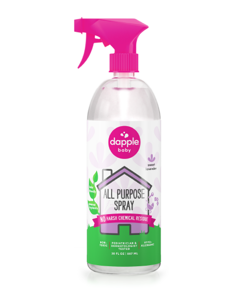 Dapple All Purpose Cleaner Lavender Spray 30oz