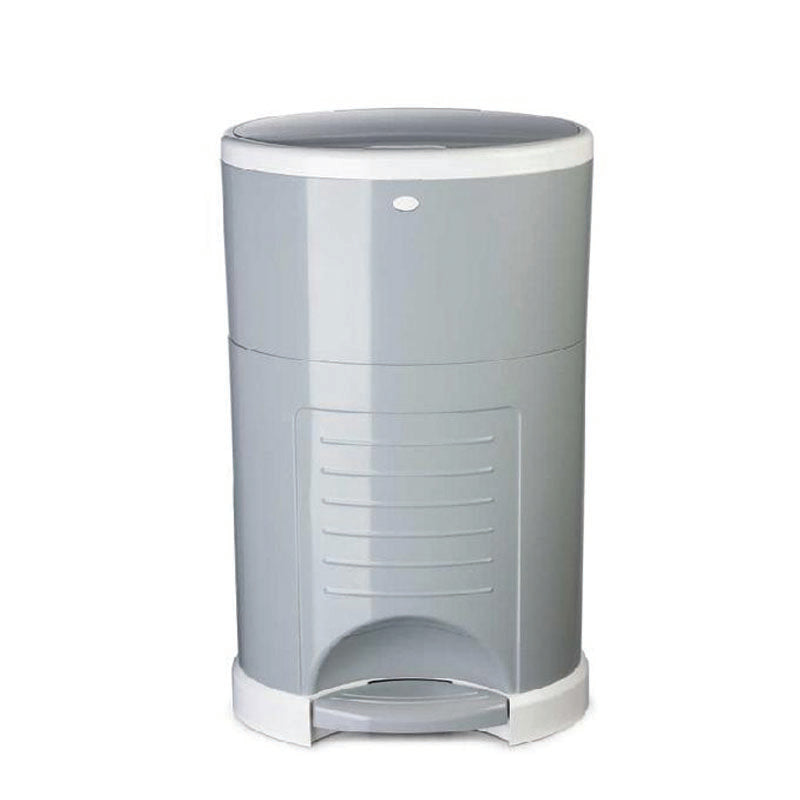 Dekor Plus Diaper Pail - Gray