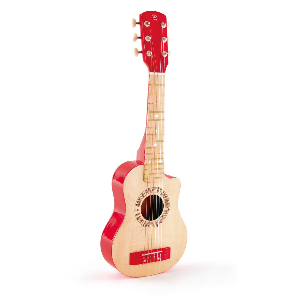 Hape Red Flame Guitar E0602