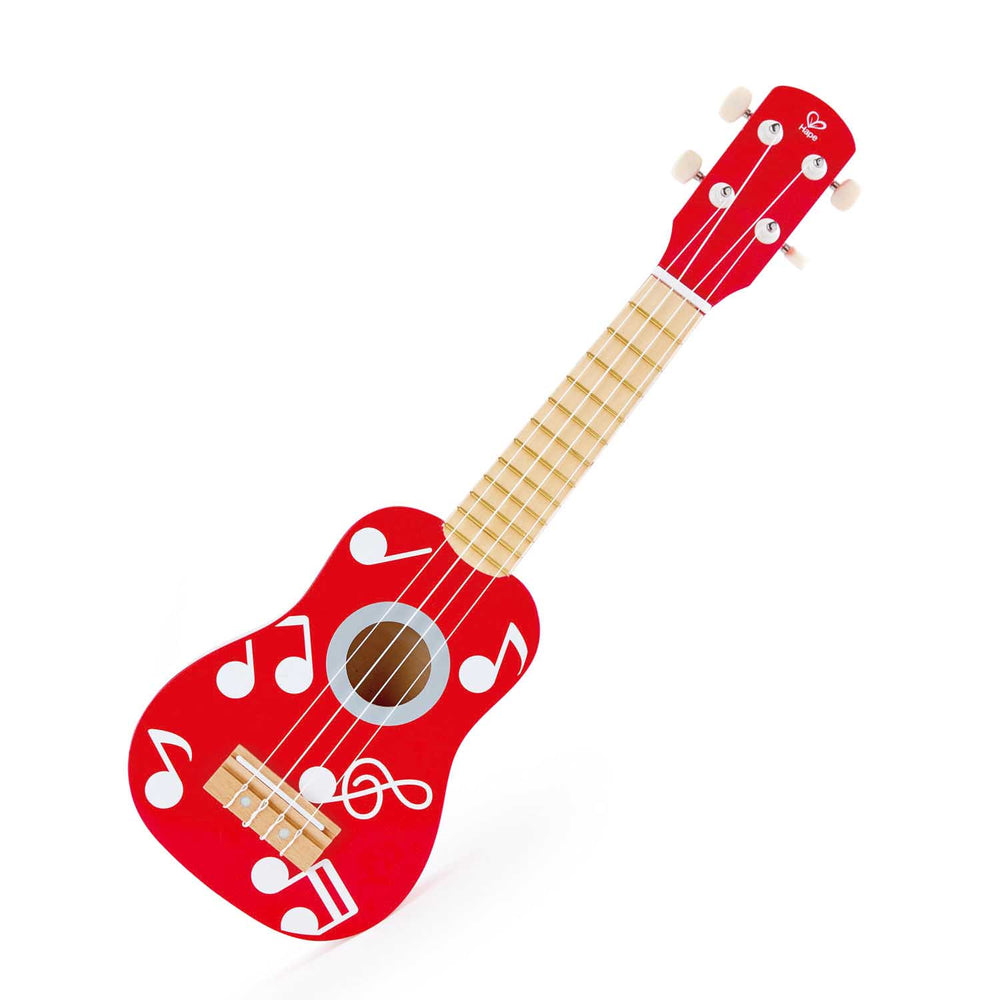 Hape Rock Star Ukelele Red E0603