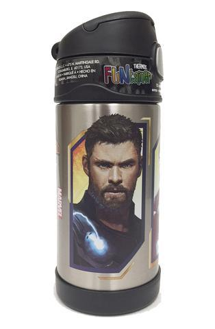 Thermos Funtainer Straw Bottle Avengers Infinity Wars