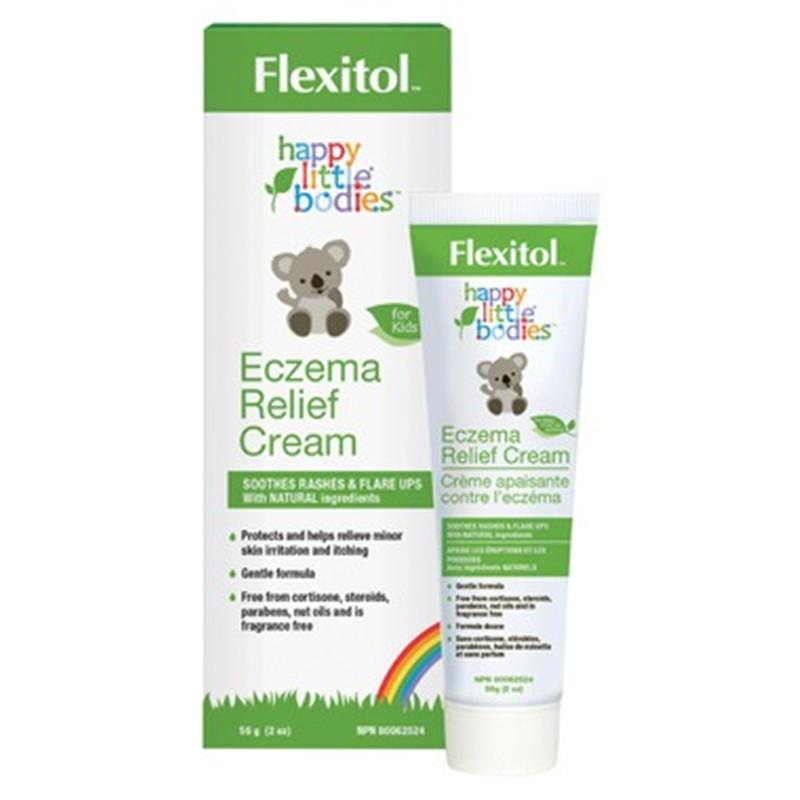Flexitol Eczema Relief Cream 2oz - CanaBee Baby