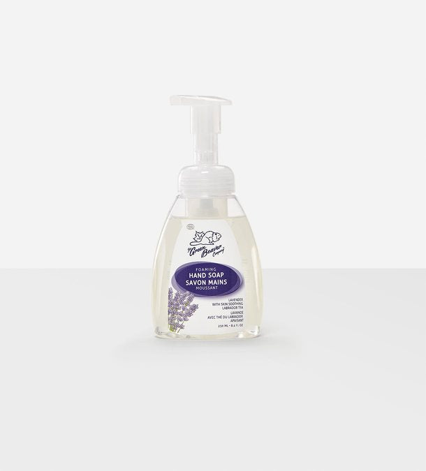 Green Beaver Foaming Hand Wash Lavender 250ml 428461