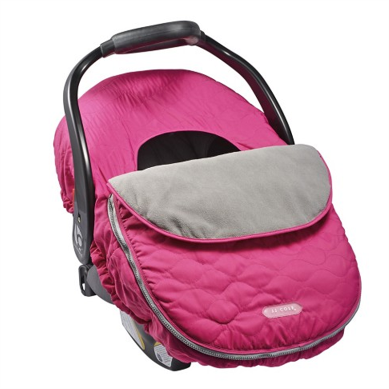 JJ Cole Car Seat Cover Sassy Pink New