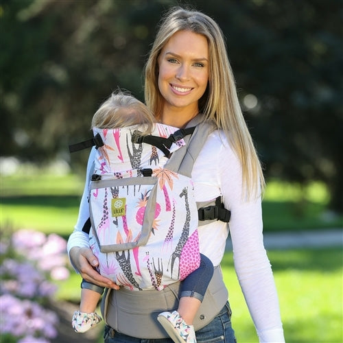 Lillebaby COMPLETE Original Carrier - Great Heights/High Hope Pink
