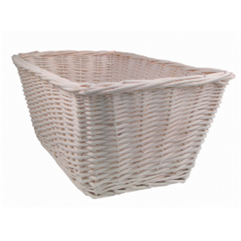 Lambs&ivy Basket White - CanaBee Baby
