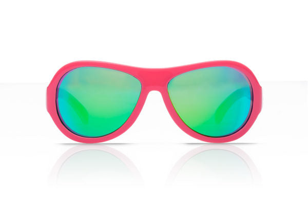Shadez Sunglasses Leaf Pink Teen 7-15yrs