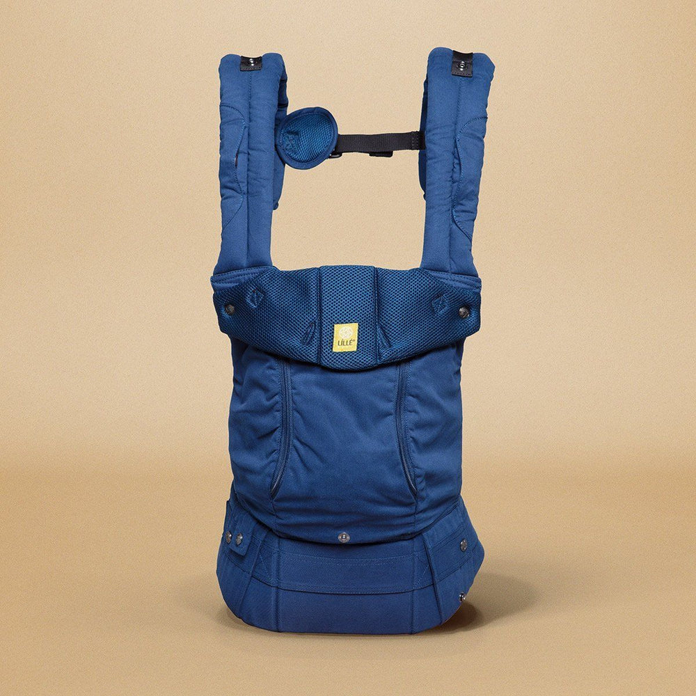 Lillebaby Carrier All Seasons Solid Navy