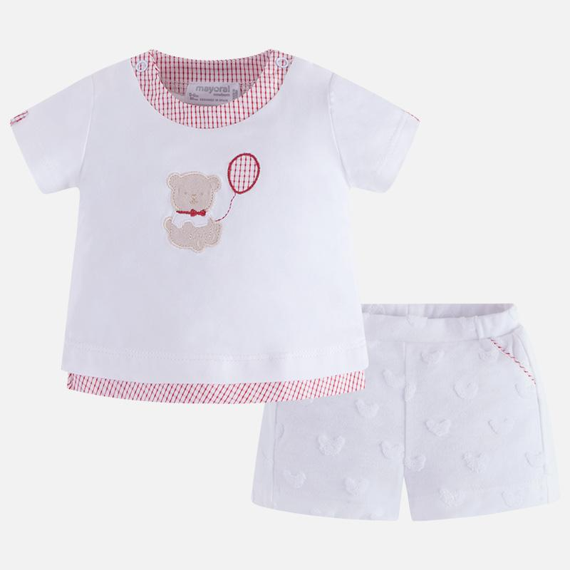 Mayoral Baby Trousers Set Macchiato 1202
