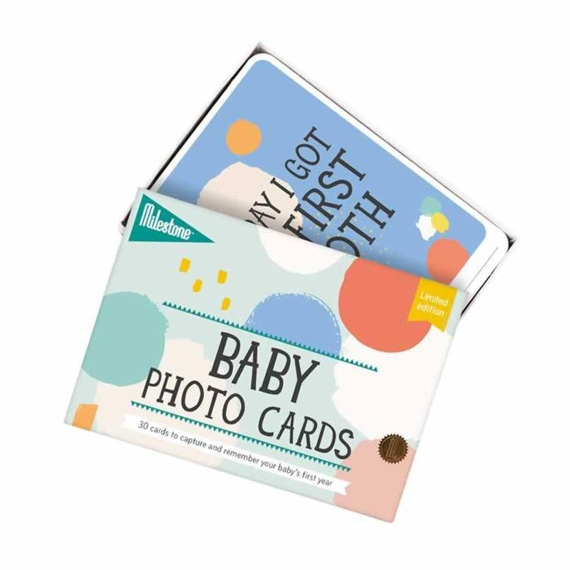 Milestone Baby Photo Cards Cotton Candy -Limited Edition