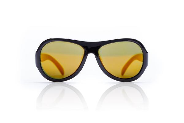 Shadez Sunglasses Polka Sunflower Black 3-7 SHZ-49