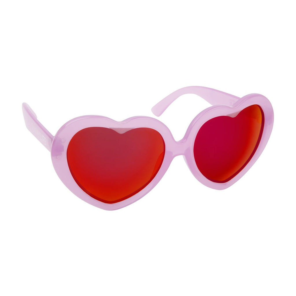 Sunnylife Kids Sunnies Heart 4yrs+