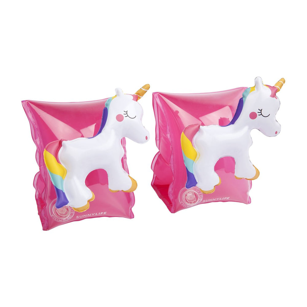 Sunnylife Kids Float Bands-Unicorn