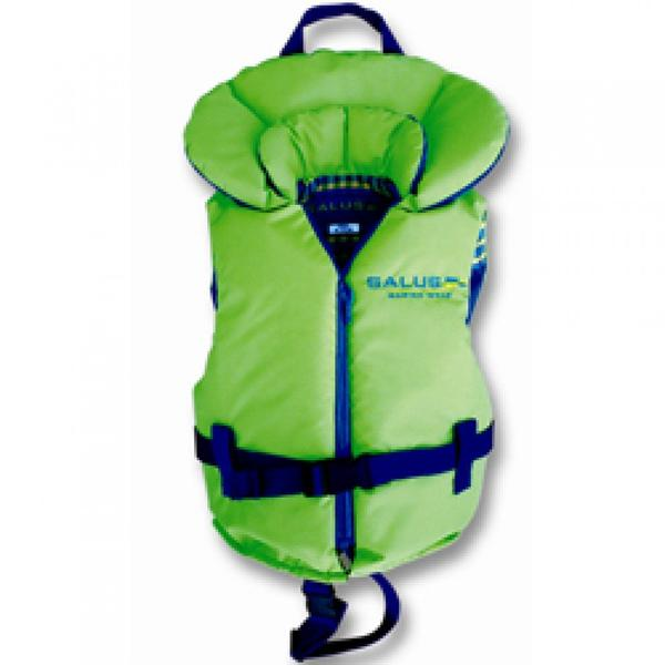 Salus Nimbus Infant Vest 20-30 lbs Lime