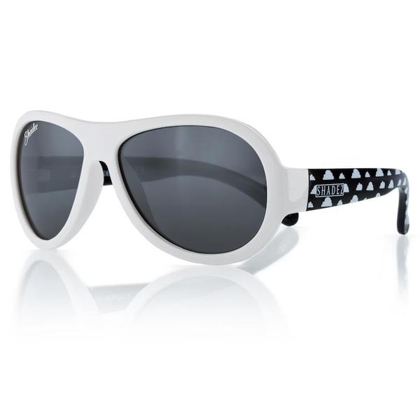 Shadez Sunglasses Cloud Print White 3-7 SHZ-64