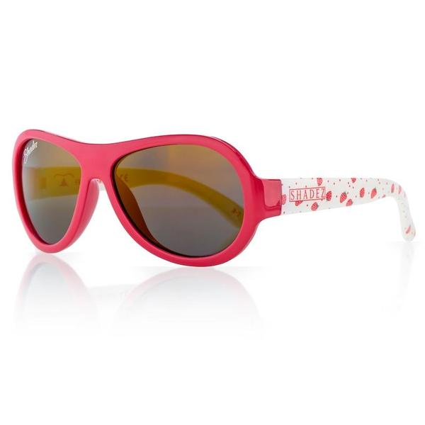Shadez Sunglasses Strawberry Red 3-7 SHZ-72