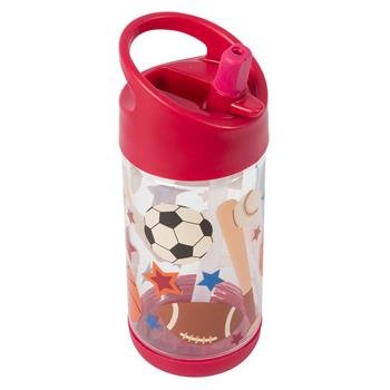 Stephen Joseph Flip Top Bottle Sports
