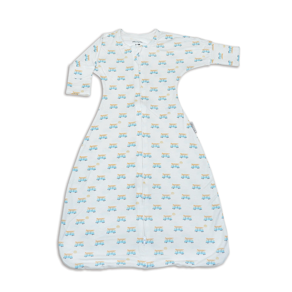 SilkBerry Swaddle Transition Sunset Cruising 0.5tog