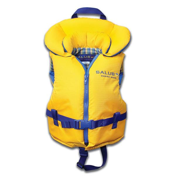 Salus Nimbus Child Vest 30-60 lbs Gold