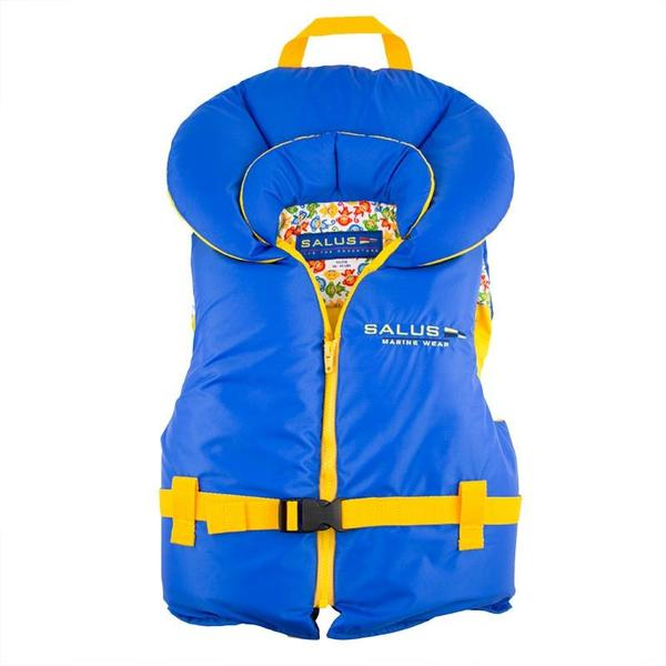 Salus Nimbus Infant Vest 20-30 lbs Royal Blue