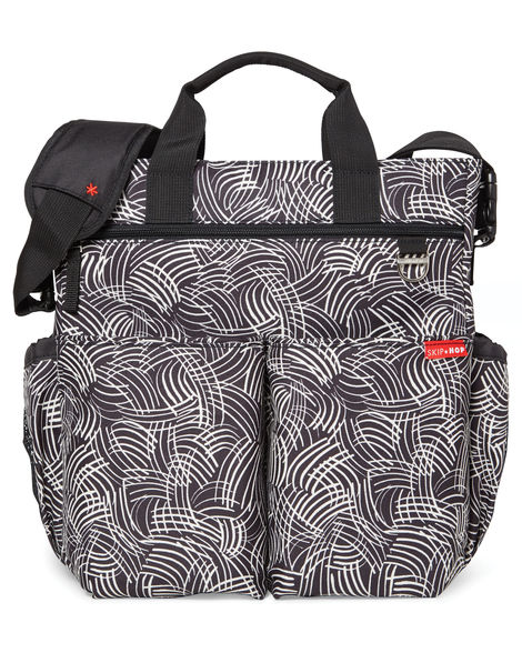 Skip Hop Duo Signature Black Swirl (200375)