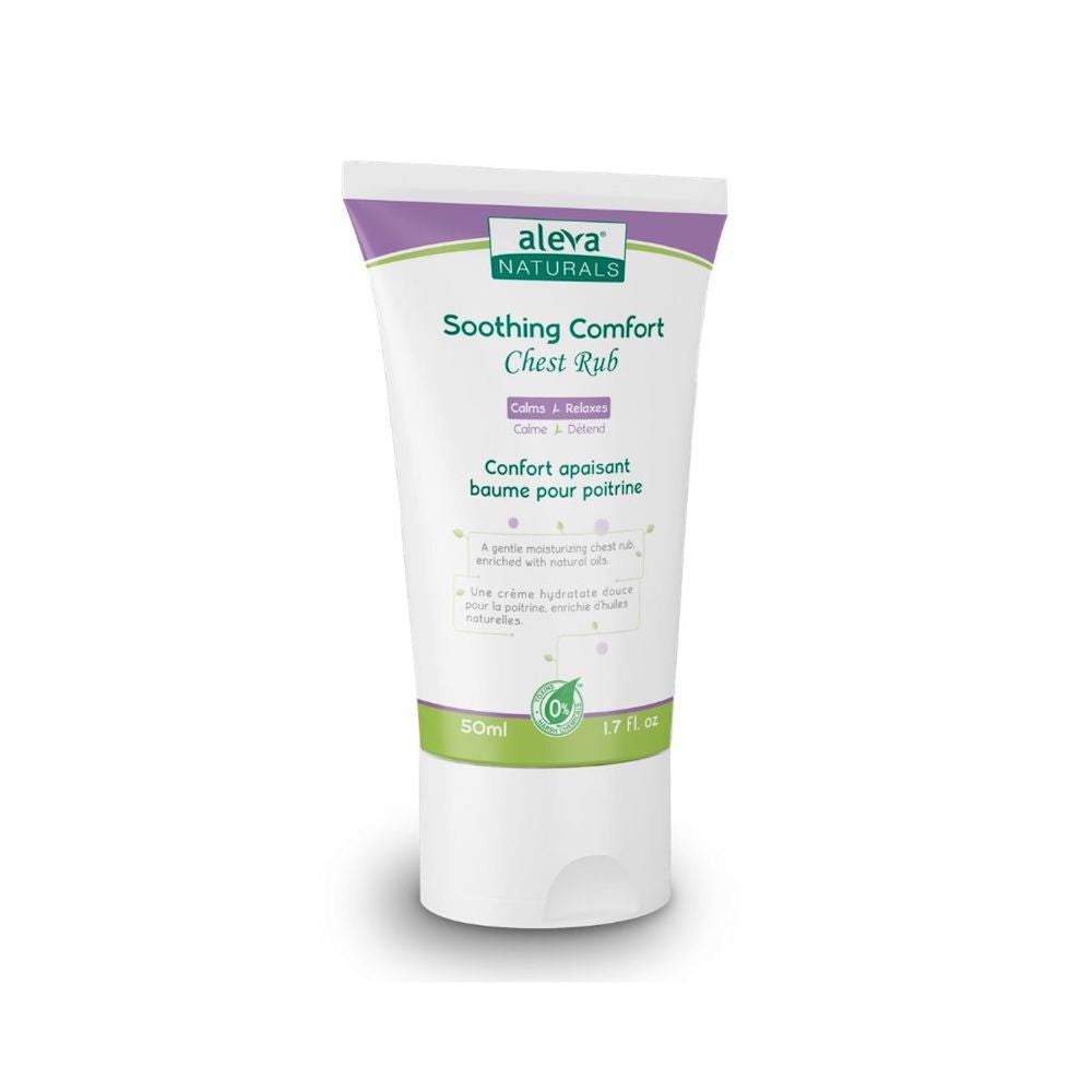 Aleva Soothing Comfort Chest Rub 50ml