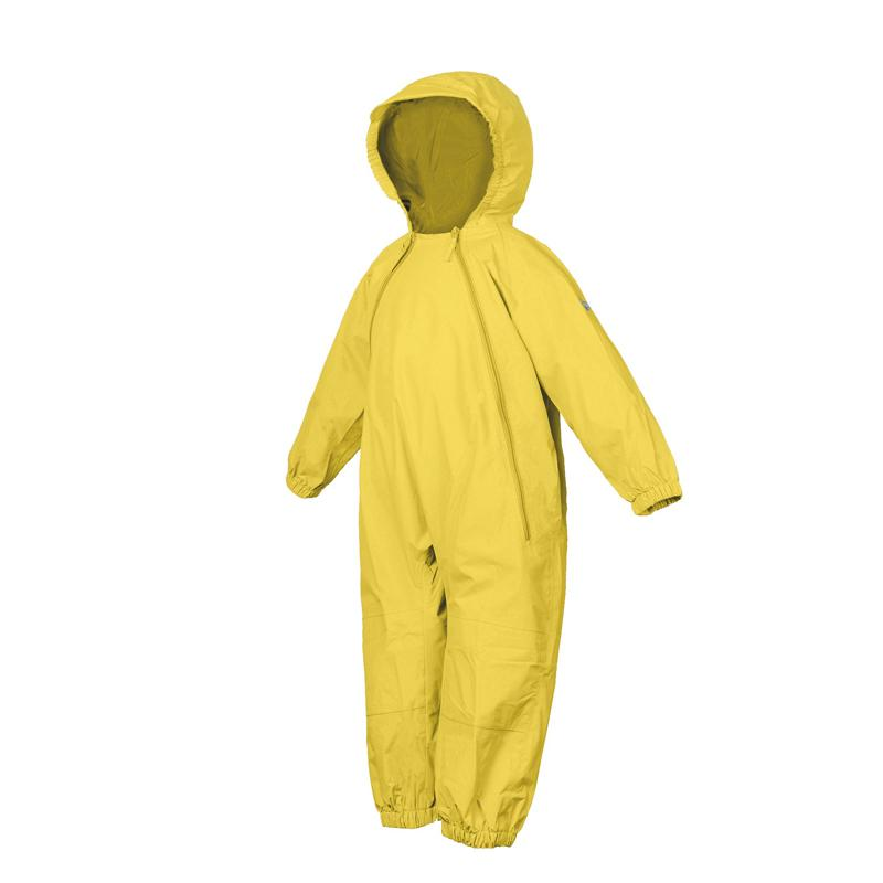 Splashy One Piece Splash Suit Yellow