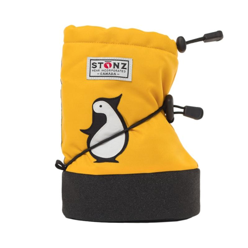 Stonz Booties - Penguin - CanaBee Baby