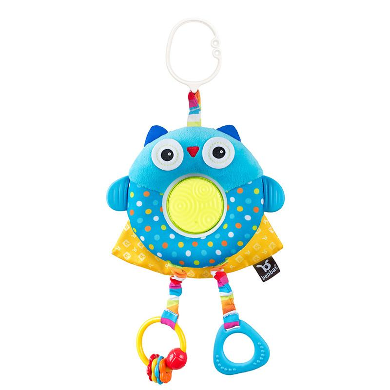 Benbat Travel Toy Super Owl - CanaBee Baby