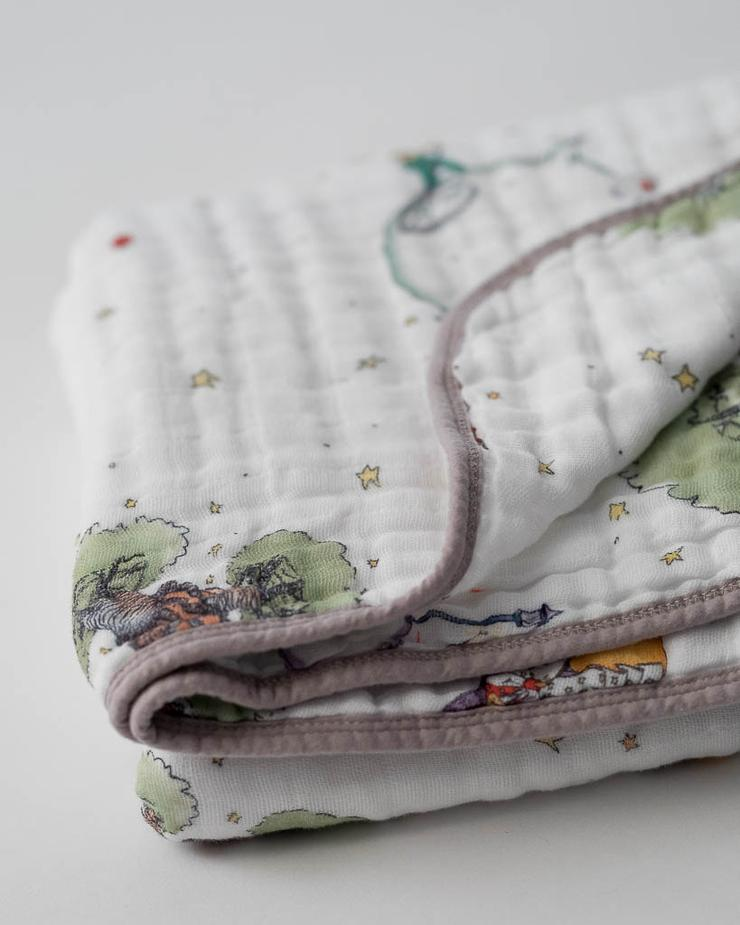 Little Unicorn Cotton Muslin Quilt The Little Prince UB0255