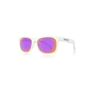 Shadez Polarized White-Purple VIP Teen 7-15yrs