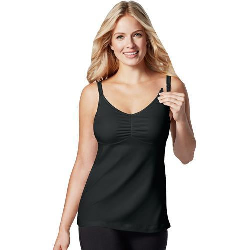 Bravado Dream Nursing Tank Black