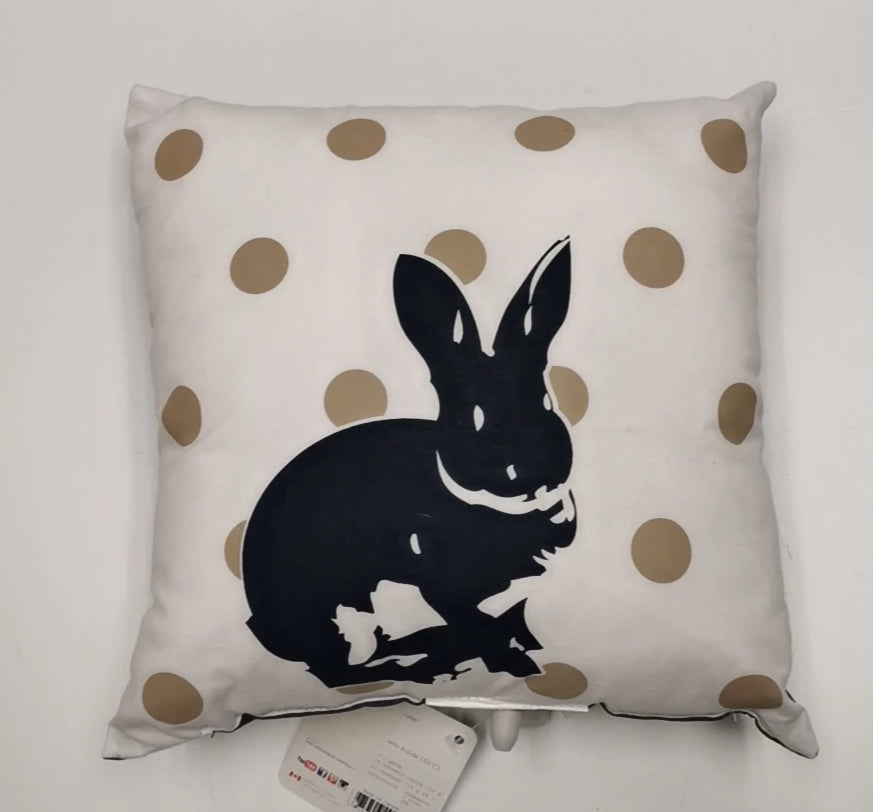 Perlim Pin Pin Small Small Cushion 14*14 Rabbit  L0417 LAPIN