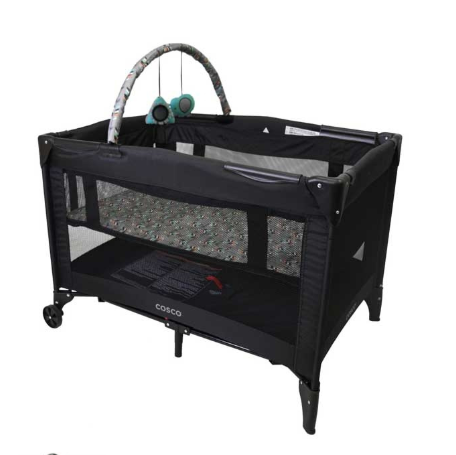 Cosco Funsports Deluxe Playard Etched Arrow